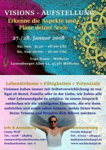 Visions-Aufstellung Mühlheim/Ruhr @ Yogaraum Mühlheim | Mülheim an der Ruhr | Nordrhein-Westfalen | Deutschland