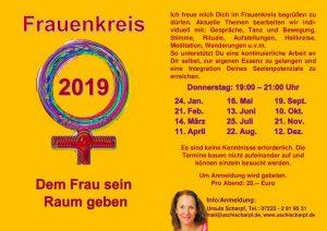 Frauenkreis @ Ursula Scharpf | Baden-Baden | Baden-Württemberg | Deutschland